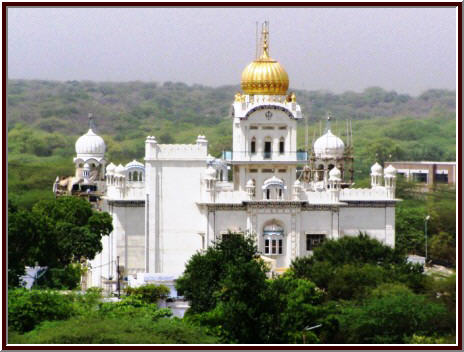 Gurdwara Nanaksar New Delhi, India