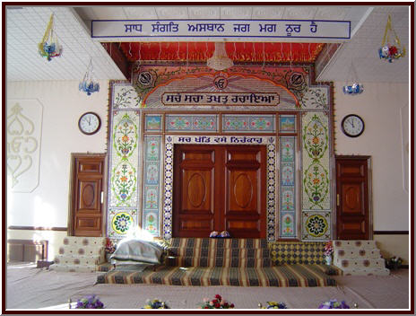 Gurdwara Nanaksar Southall, UK